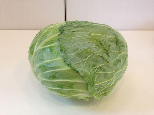 ファイトケミカル野菜セットのキャベツ