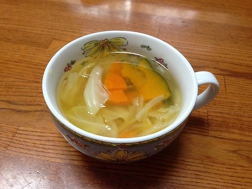 ファイトメンテ野菜スープ
