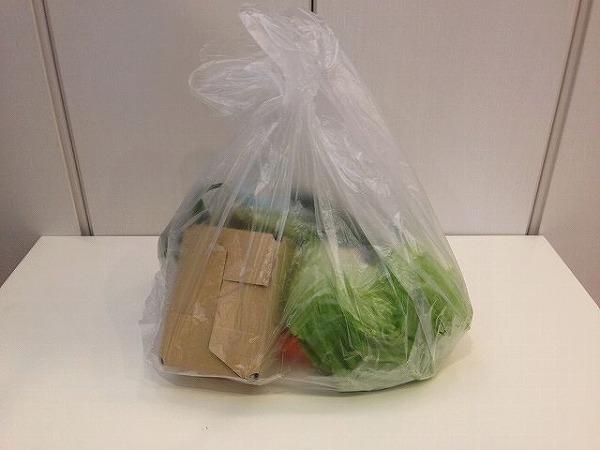 大地を守る会の野菜宅配