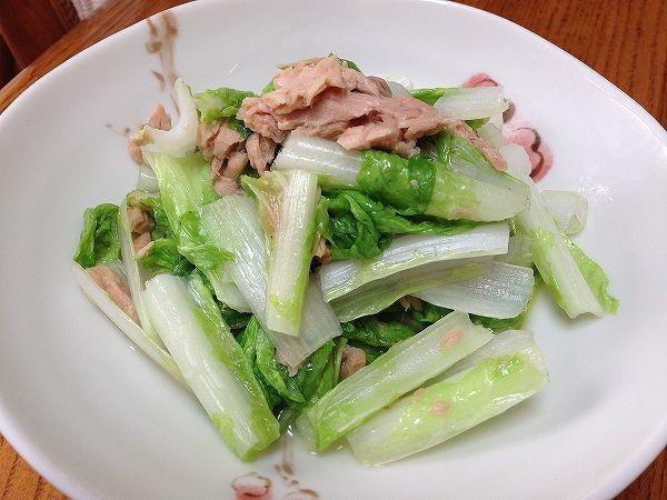 山東菜の炒め物~有機おやさいセット
