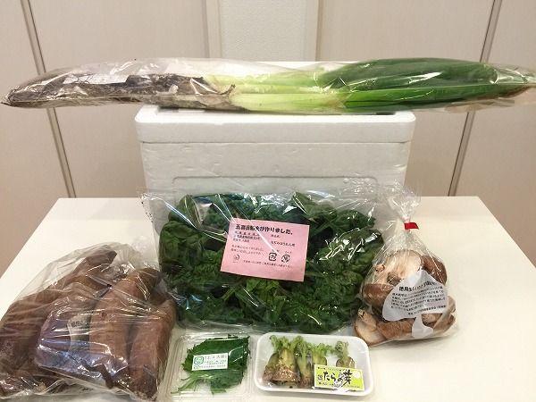パルシステムの宅配7週目で届いた野菜