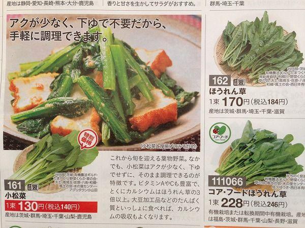 パルシステムの野菜~野菜宅配まとめ