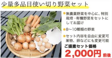 無農薬野菜のミレーメリットデメリット・評判45