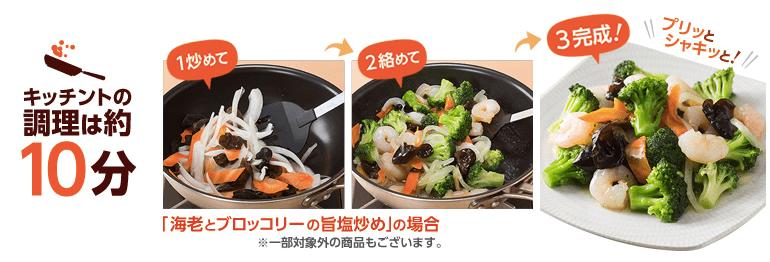 野菜宅配・ミールキット・ランキング42