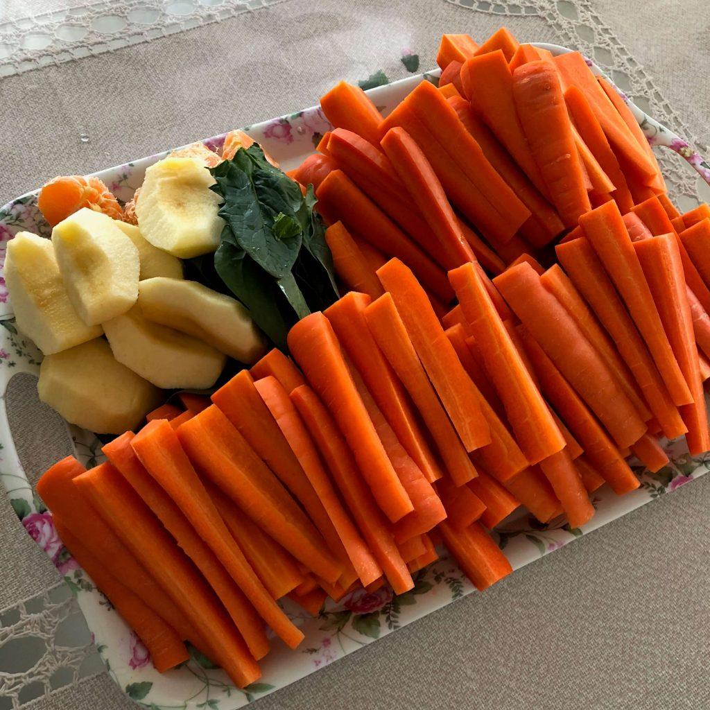 野菜宅配でスムージー・ジュース15