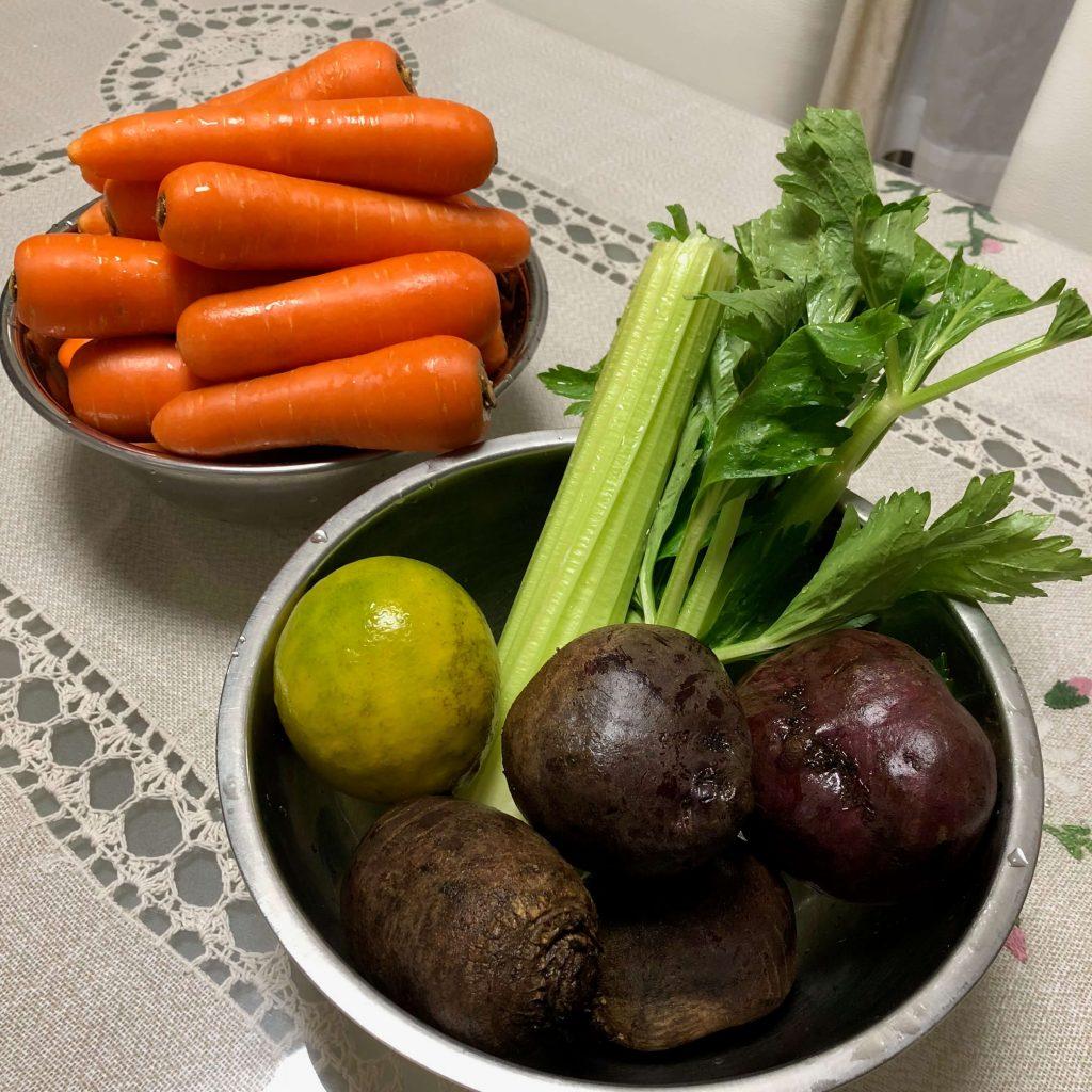 野菜宅配でスムージー・ジュース18