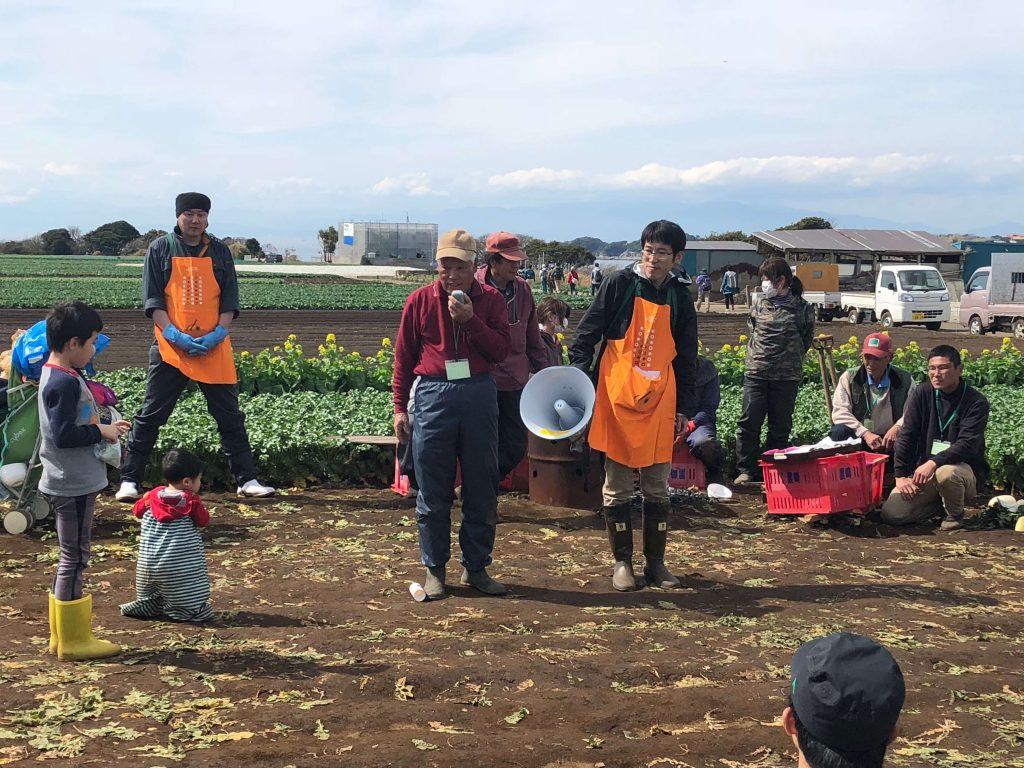 大地を守る会のイベント口コミ体験・大根収穫祭53