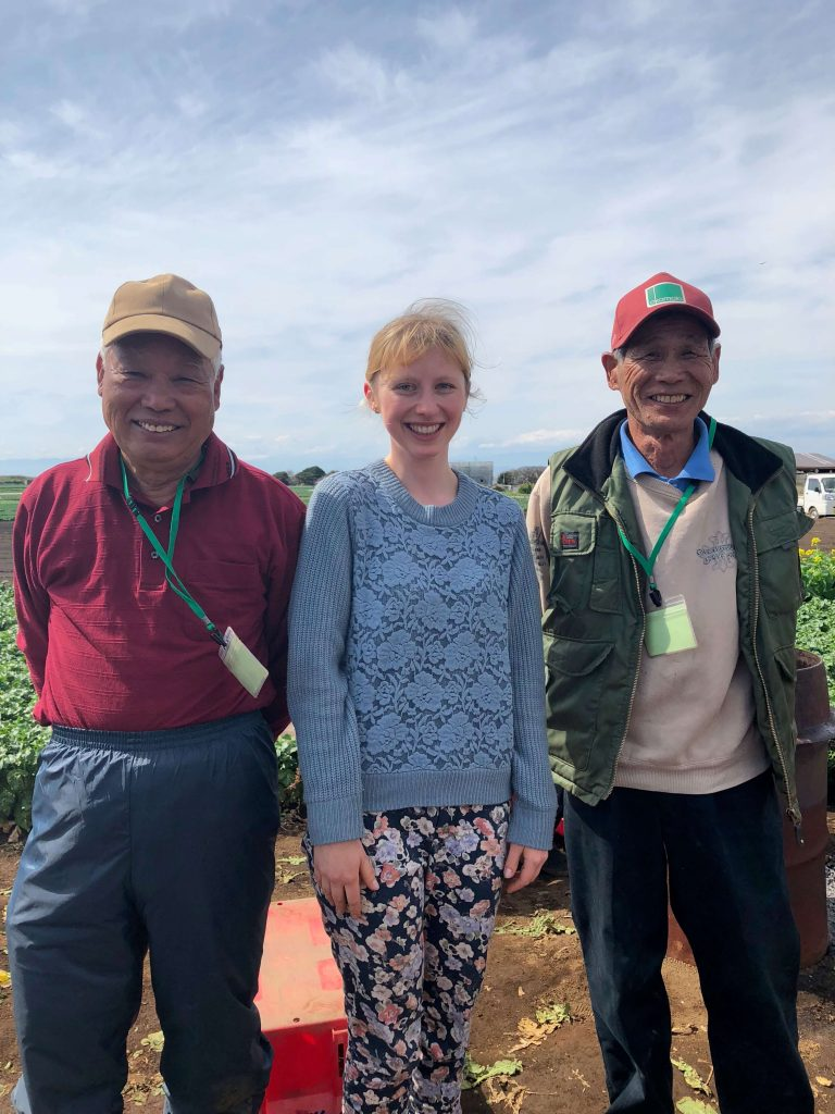 大地を守る会のイベント口コミ体験・大根収穫祭54