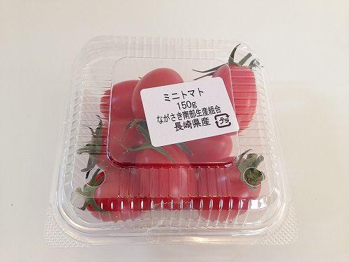 生活クラブの野菜(ミニトマト)