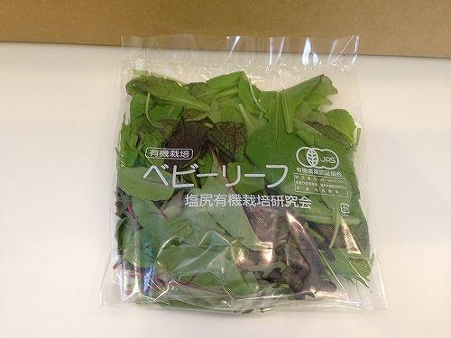 リーフレタス野菜