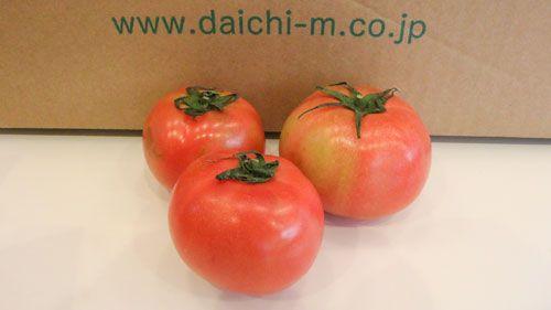 大地宅配のトマト