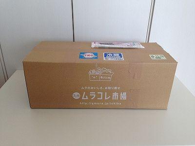 九州ムラコレ市場の「田舎野菜」Mセット