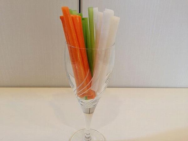 有機野菜サラダスティック(おいしっくすくらぶ)
