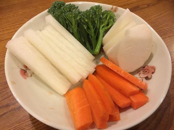 生野菜サラダ(パルシステム)