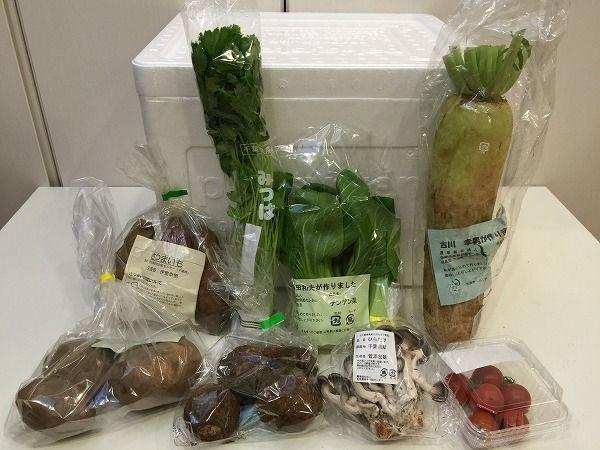 パルシステムの野菜全体図~野菜宅配まとめ