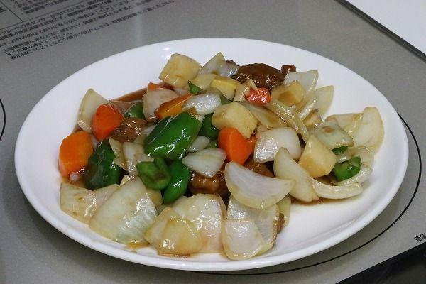 らでぃっしゅぼーやのキット野菜完成写真