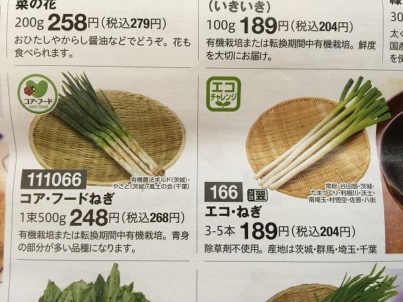 コア・フード野菜について