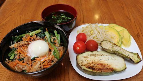 オイシックスの野菜で作った夕ごはん