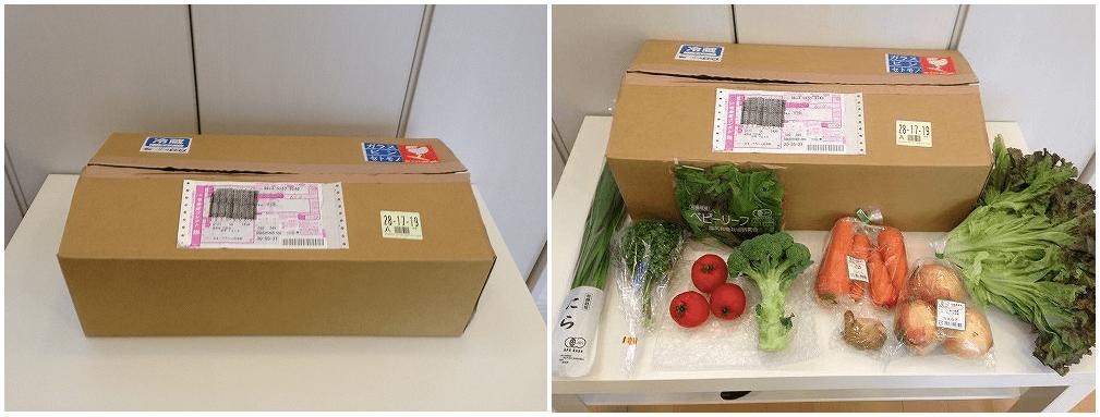 ビオマルシェ・野菜宅配ランキング