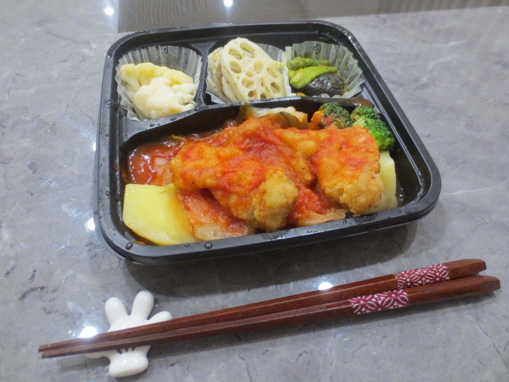 野菜宅配ランキング・低糖質・ダイエットのナッシュ(nosh)1