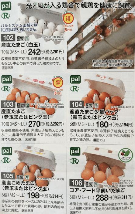 野菜宅配卵ランキング68