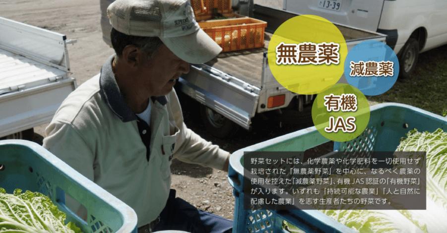 無農薬野菜のミレーメリットデメリット・評判21