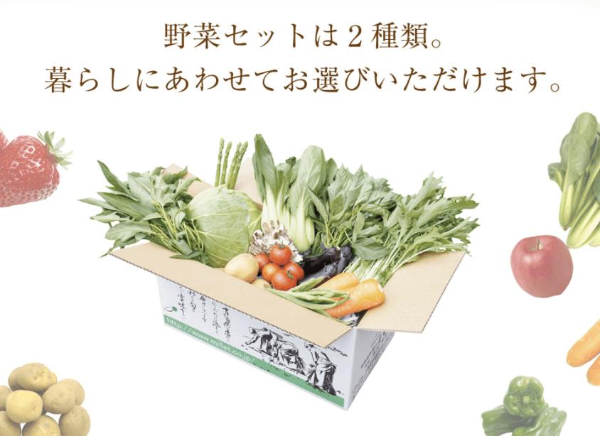 無農薬野菜のミレーメリットデメリット・評判11