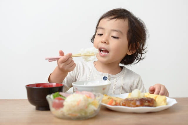 野菜宅配・子供1