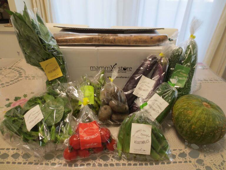 有機野菜宅配の人気のお試しセットの安い順・マミーズストア