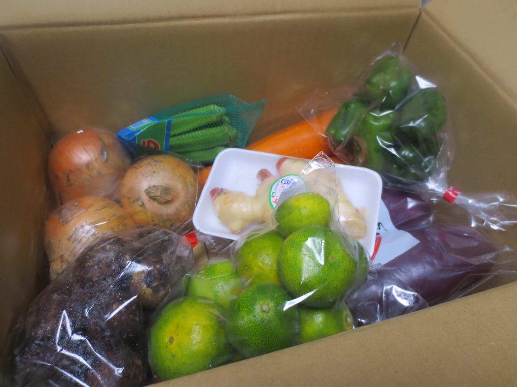 有機野菜宅配サービスのお試しセットの安い比較ランキング4