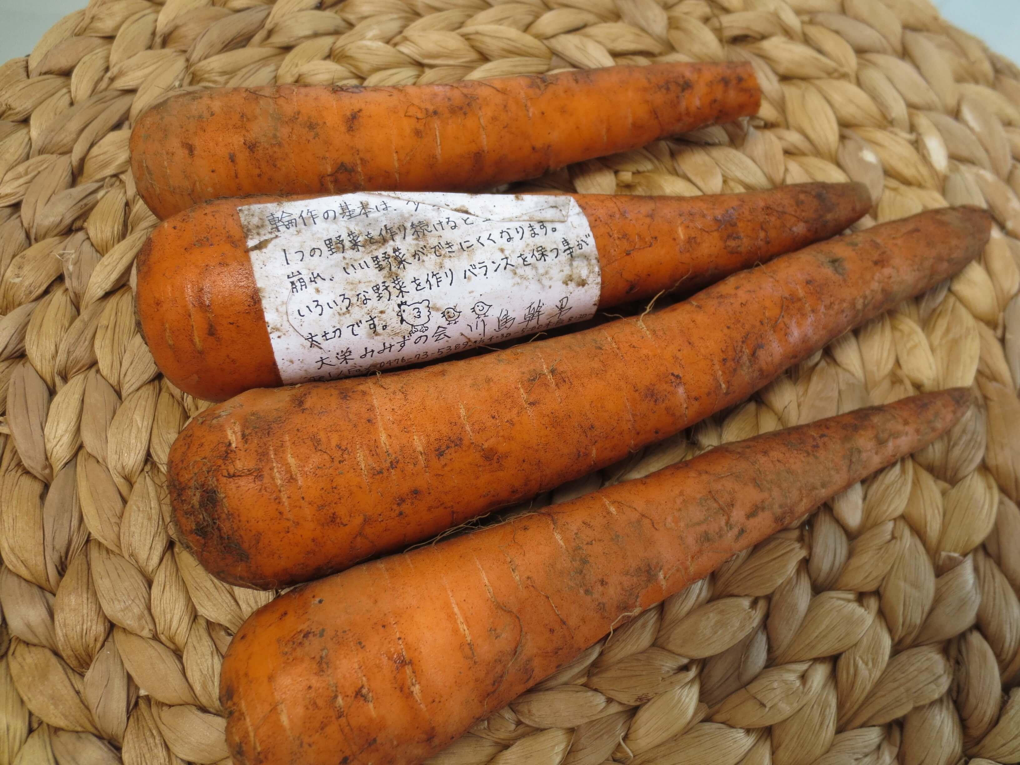 無農薬野菜のミレーお試しセット口コミ10