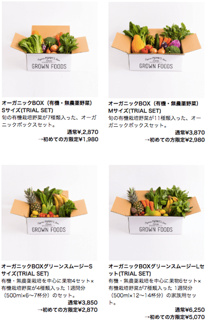 野菜宅配のお試しセット安いランキング・京都やおよし3