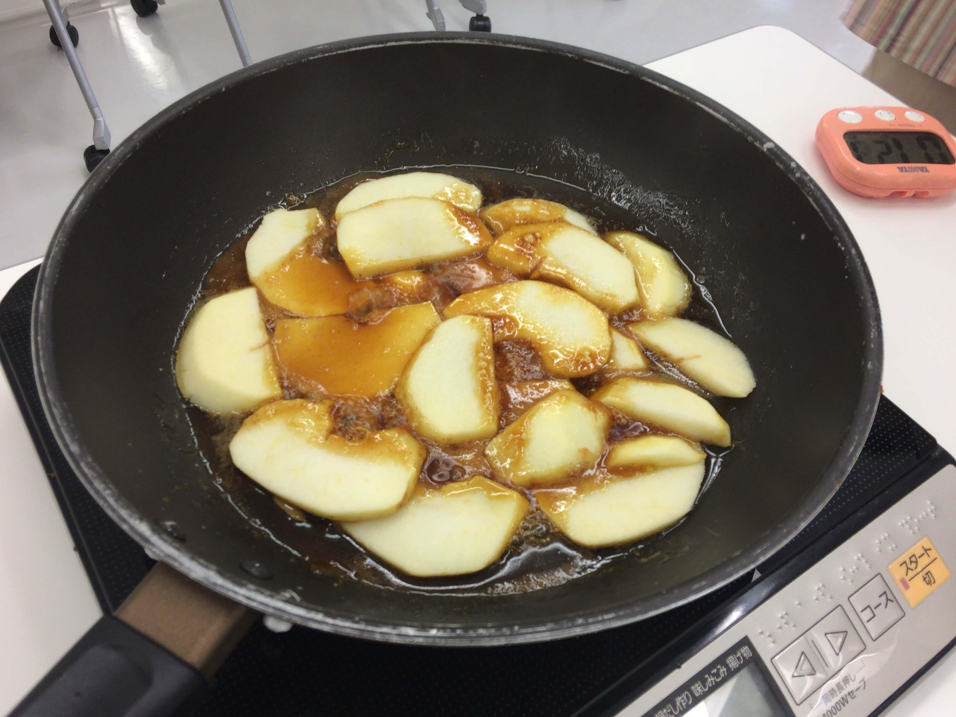 らでぃっしゅぼーやお菓子教室口コミ15