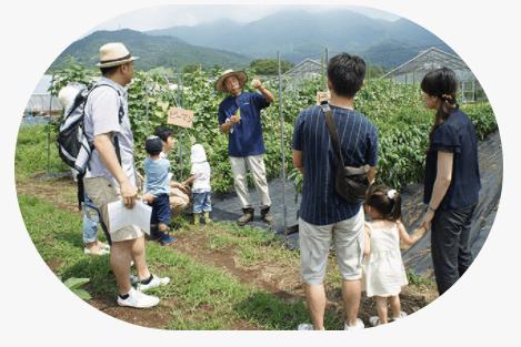 シェア畑見学と入会・口コミ・評判19