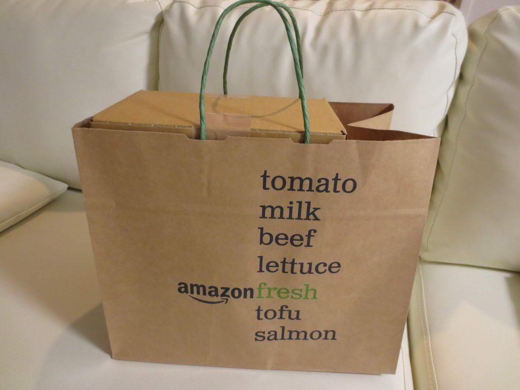 Amazon(アマゾン)フレッシュの口コミ・評判・感想1