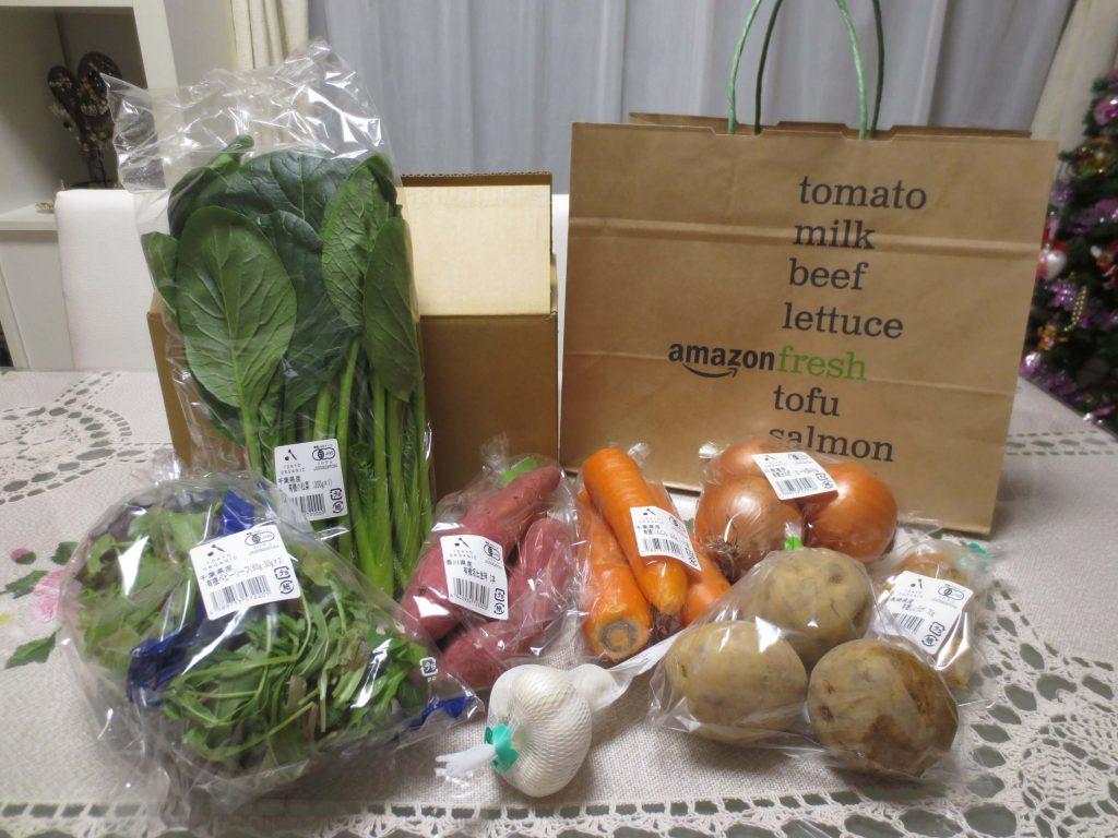 Amazon(アマゾン)フレッシュの口コミ・評判・感想4