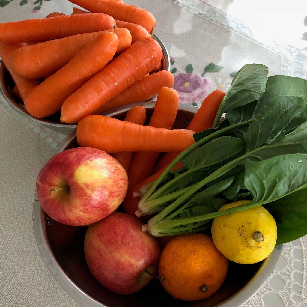 野菜宅配でスムージー・ジュース14