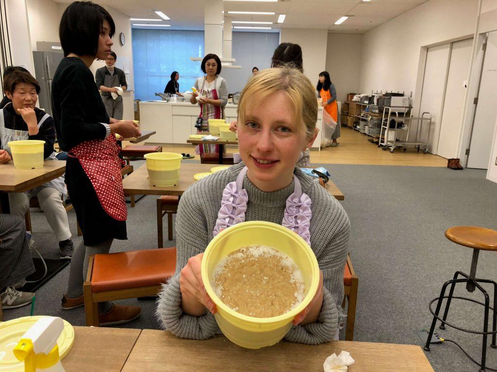大地を守る会・味噌作り体験イベント・感想43