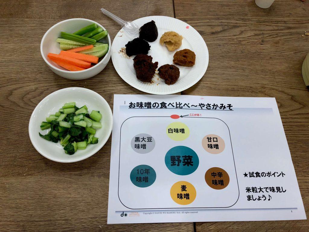 大地を守る会・味噌作り体験イベント・感想51