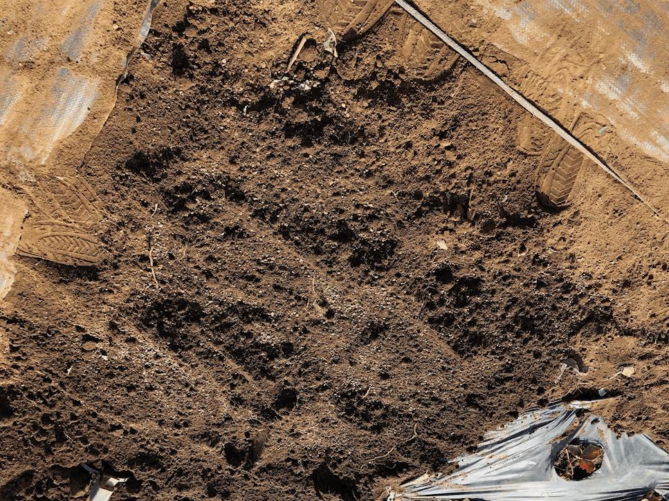 シェア畑口コミ・感想・評判・土づくりと肥料まき18