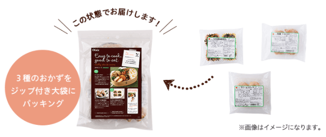 オイシックス・お弁当コース・口コミと評判42