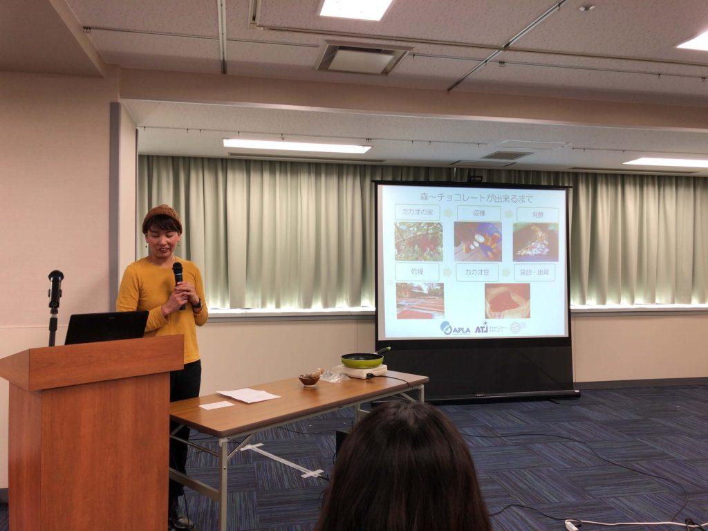 大地を守る会・チョコレート講座イベント・口コミ体験感想4