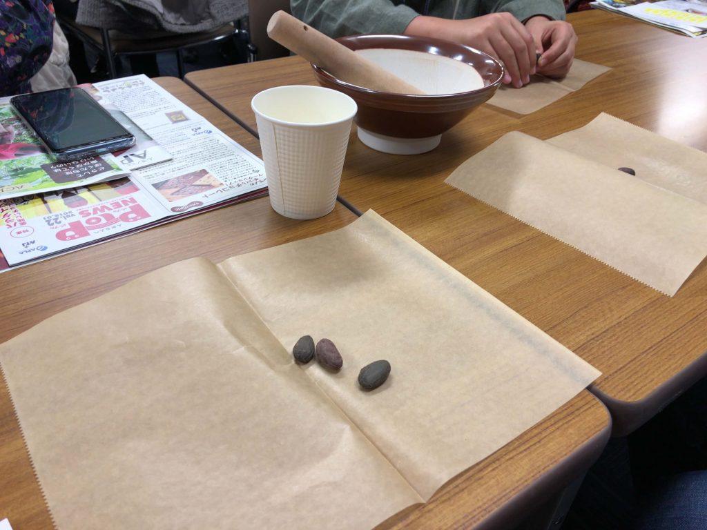 大地を守る会・チョコレート講座イベント・口コミ体験感想7