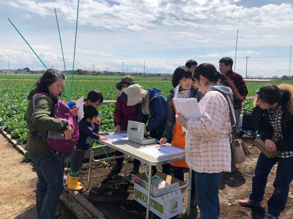 大地を守る会のイベント口コミ体験・大根収穫祭11