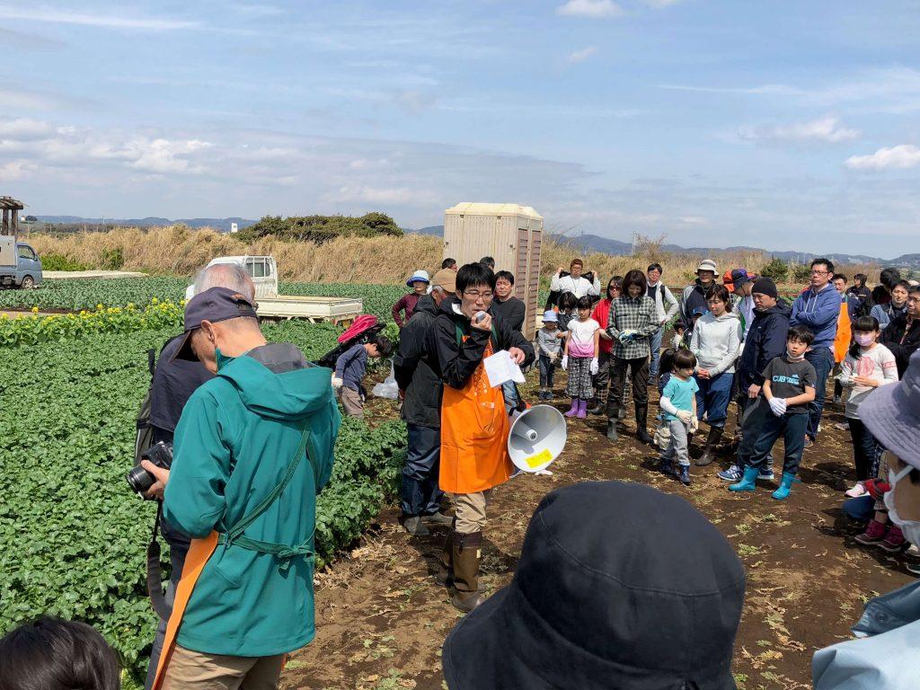 大地を守る会のイベント口コミ体験・大根収穫祭15