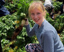 大地を守る会のイベント口コミ体験・大根収穫祭32