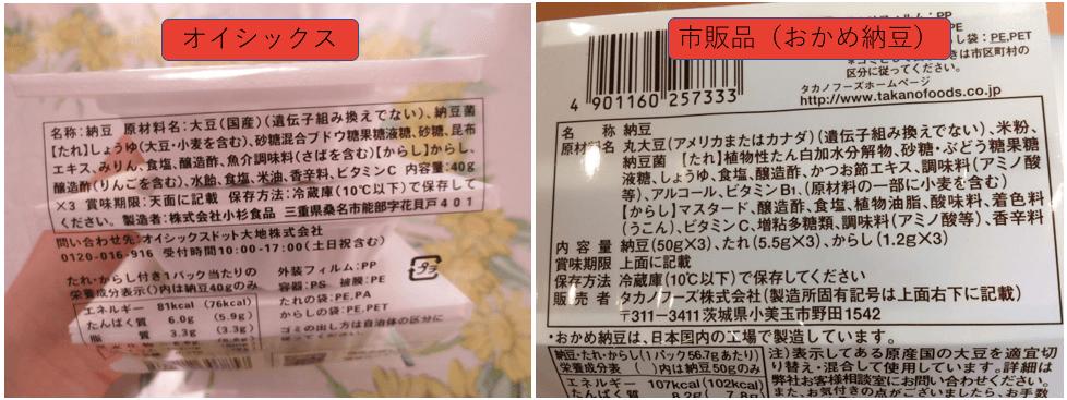 オイシックス・加工品の口コミと評判26
