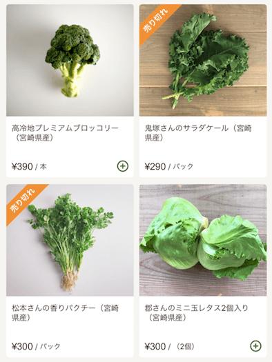九州の野菜宅配ベジリーの口コミ・評判・メリット・デメリット7