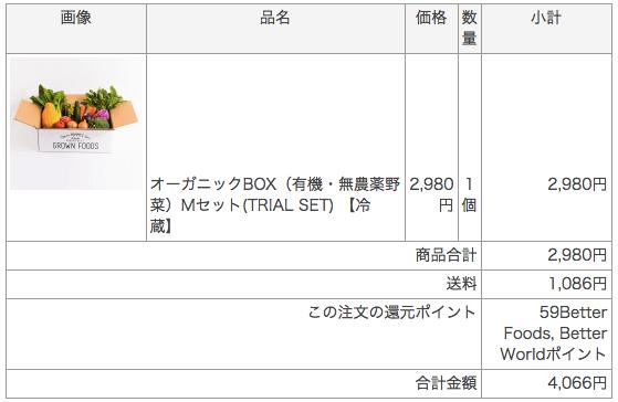 野菜宅配マミーズストアの口コミ・評判・メリット・デメリット・お試しセット感想13