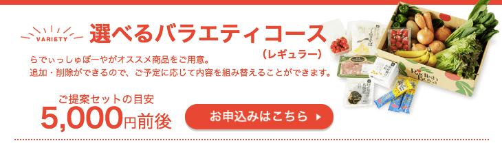 らでぃっしゅぼーや・選べるミールKITコースの口コミ・評判38